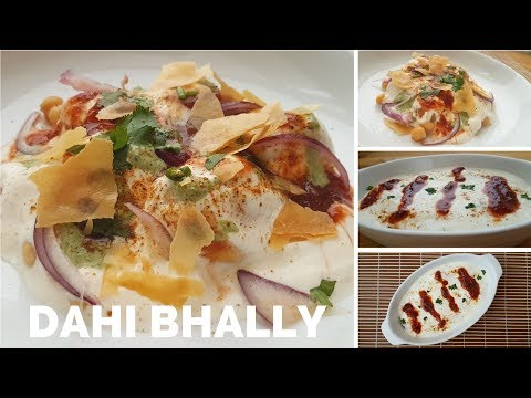 Quick Dahi Bhalla   دہی بھلے  -  Cook with Huda