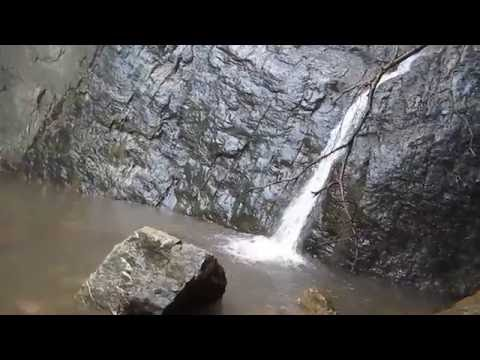 water fall in polo forest