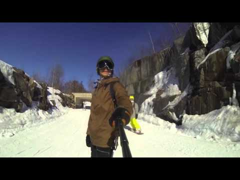 Go Pro: Quebec, Mont Tremblant All In One Video!