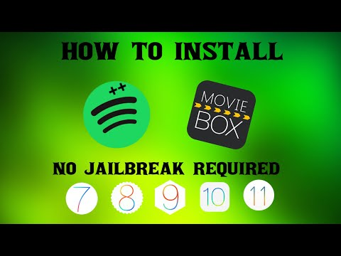 iOS Spotify Premium for free & MovieBox