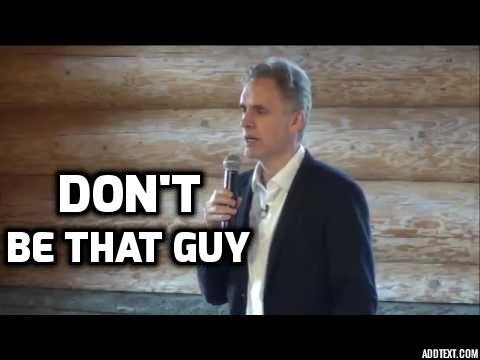 Jordan Peterson - Don't Be The Nice Guy