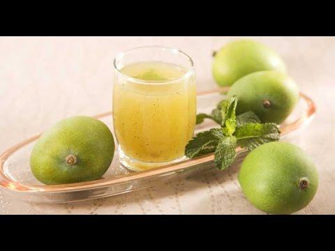 Recipe - Kairi Panha (Raw Mango Juice)