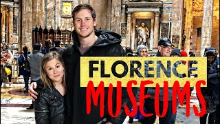 MUSEUM HOPPING IN FLORENCE!!| Shawn + Andrew