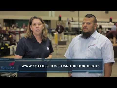 Veterans Succeed in Collision Repair Careers