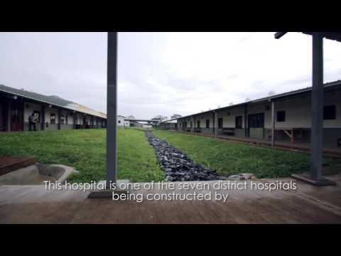 SHAI OSU DOKU DISTRICT HOSPITAL, DODOWA, ACCRA, GHANA