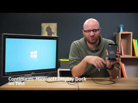 Microsoft Lumia 950 XL im Test   deutsch