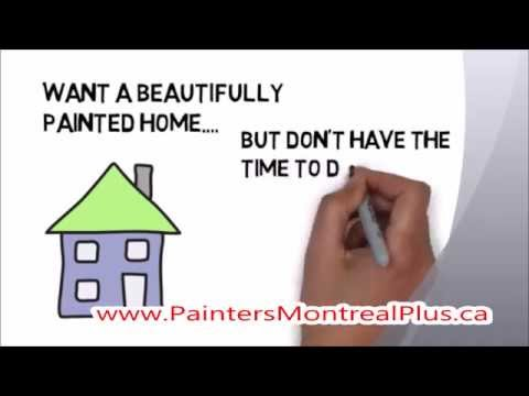 Montreal Painters - Better Then Student Home Painting - Painters Montreal Plus
