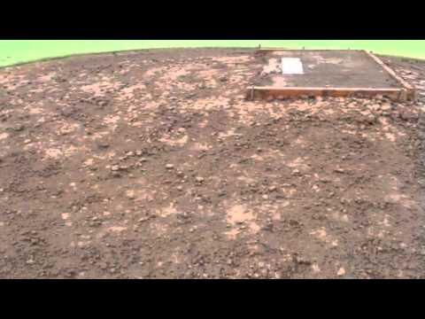 Building A Major League Pitchers Mound