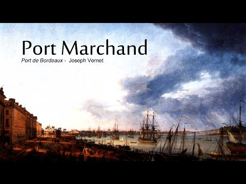 Port marchand - Commercial Port / Ambiance JDR - RPG ambient Soundscape