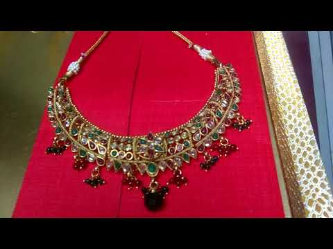 Rekha's jewellery collection / Part 1