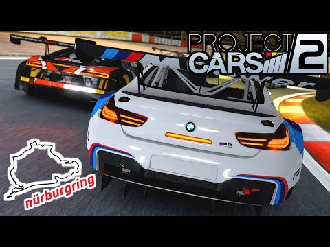 Nürburgring Nordschleife im BMW M6 GT3 | Project CARS 2 Gameplay German | Lets Play 4K 60FPS Deutsch
