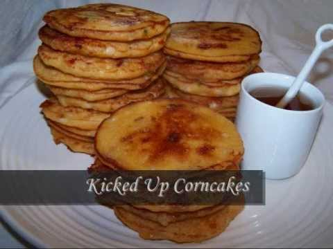 How to Make Corn Cakes