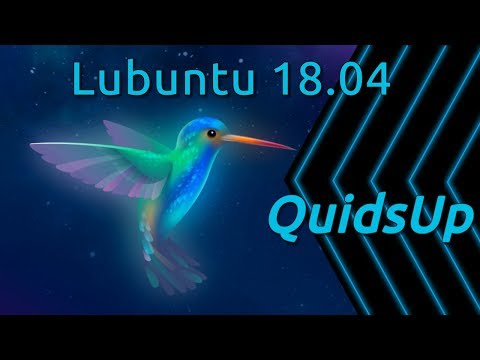 Lubuntu 18.04 LTS Review - Perhaps the last with LXDE