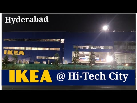 IKEA's first India store to open in Hyderabad next month