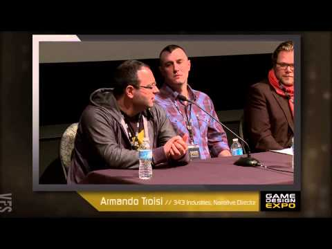 Panel Discussion: Storytelling and Sound Design in Halo 4
