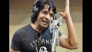 नायक बिराज भट्ट अब गायक पनि || Biraj Bhatta singing a song for Bhojpuri Movie