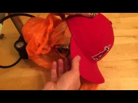How To Stretch A Baseball Hat