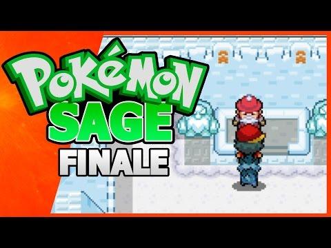 Pokemon Sage Demo (Fan Game) Part FINALE NO DON'T END - Gameplay Walkthrough