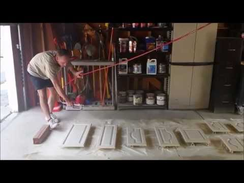 Diy Cabinet Painting How To Video