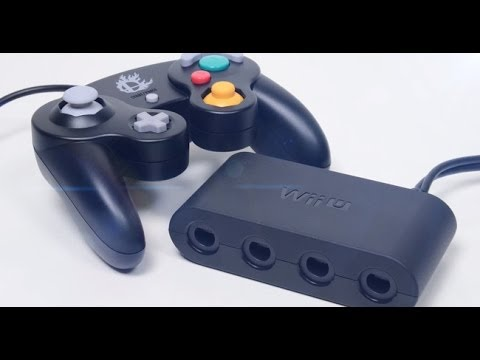 Gamecube Controller Adapter for Wii U - #CUPodcast