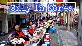 Download Busan Street food : Nampodong Street Food Video