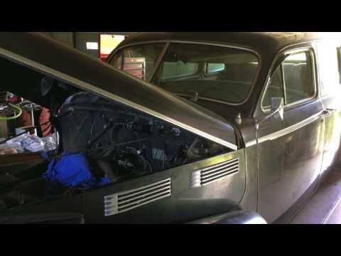 Fuel Tank Flushing In Car