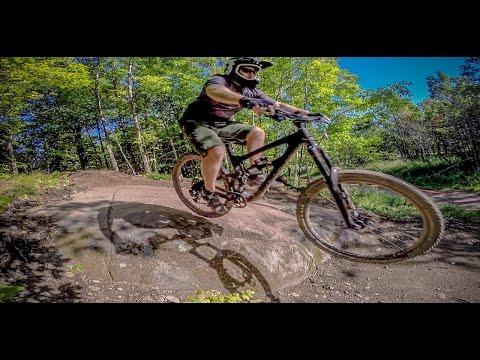 Smorgasbord Mountain Bike Trail // Spirit Mountain // Duluth
