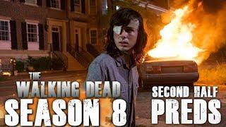 The Walking Dead Season 8 Second Half - Video Predictions