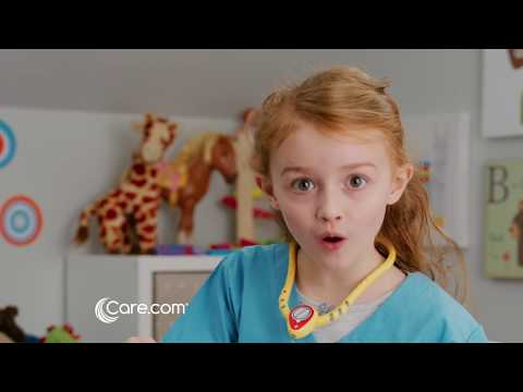 Doggy Doctor | Care.com Commercial (2018)