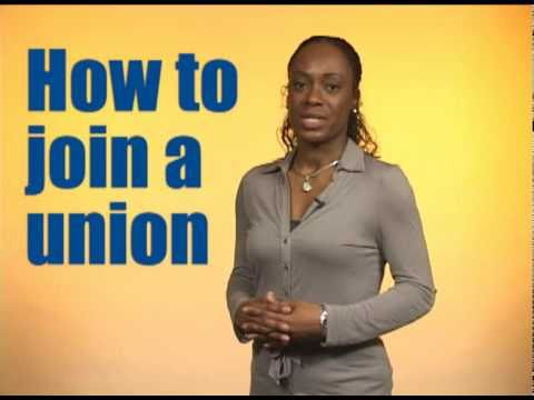 How To Join A Union