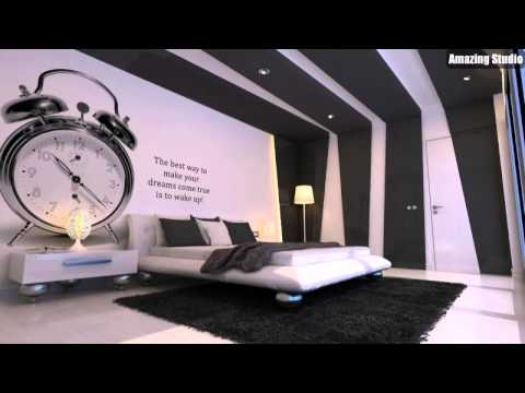 Cool Bedroom Ideas For College Guys