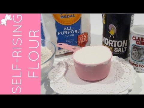 How To Make Homemade Self-Rising Flour Substitute // Lindsay Ann Bakes
