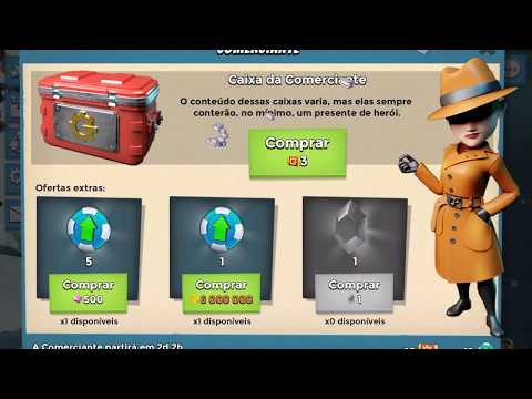 Boom Beach Opening (10) Trader Crates #4