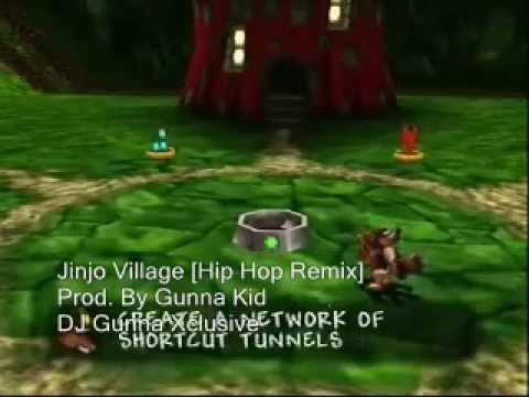 Jinjo Village [Hip Hop Remix - Prod. by DJ HiDef] {HQ + Free Download Link}