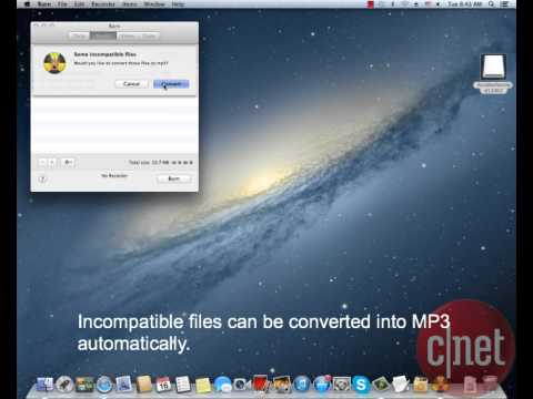 Burn for Mac - Burn audio, video, and data into discs - Download Video Previews
