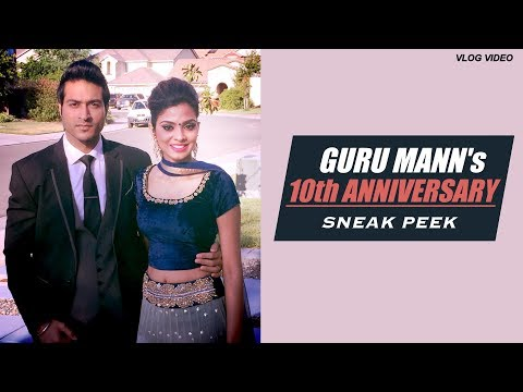 My 10 Year Wedding Anniversary (VLOG) - Sneak Peek