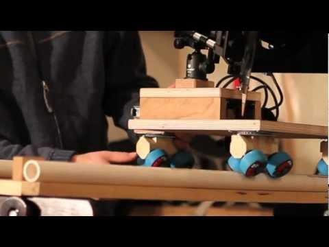 DIY Time-lapse Dolly w/ Joshua VP