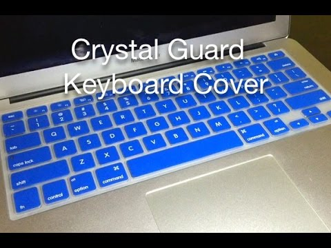 Crystal Guard Macbook Keyboard Cover