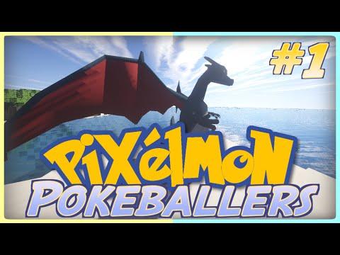 "Minecraft Pixelmon - ""THE VERY BEST!"" - Kanto Rivals - (Minecraft Pokemon Mod) Part 1"