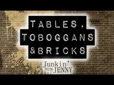 Tables, Toboggans & Bricks   DIY & Home Improvement Podcast