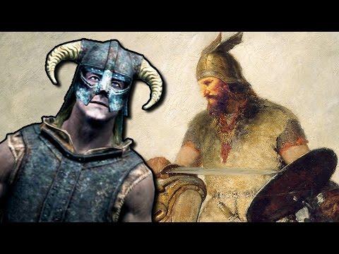 Skyrim & Norse Mythology