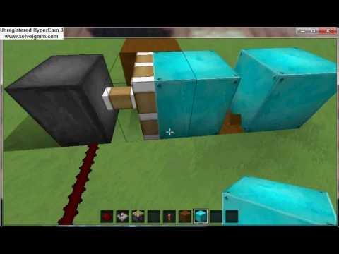 Minecraft 1.3.2 Dup Glitch Diamond or anything