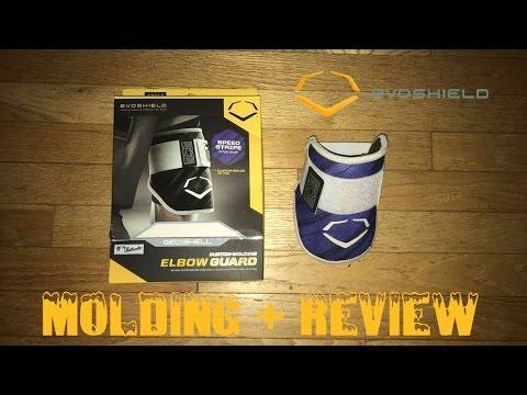 How To: EvoShield Elbow Guard Molding