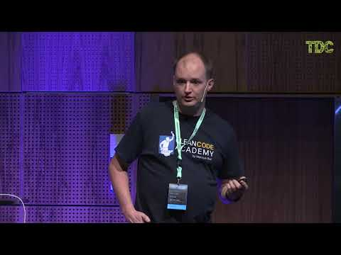 Immutable classes - Trondheim Developer Conference 2017