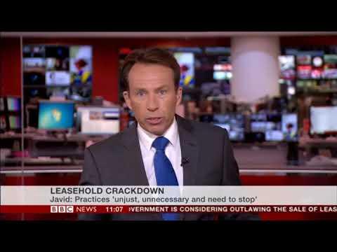 #LeaseholdScandal - BBC News - 25/07/2017