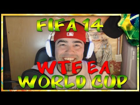 WTF EA.SPORTS l FIFA 14 WORLD CUP NO PC