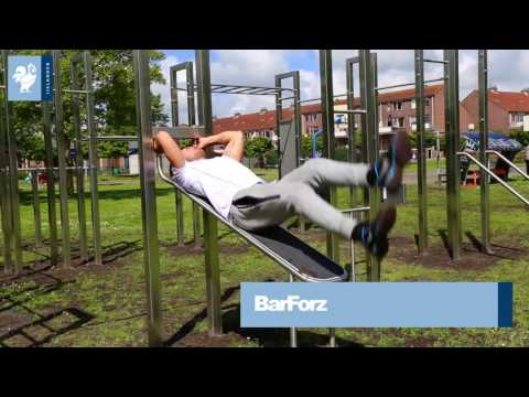 Barforz - Outdoor gym equipment