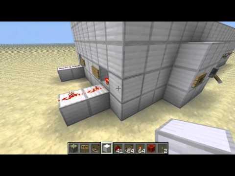 Minecraft power supply box