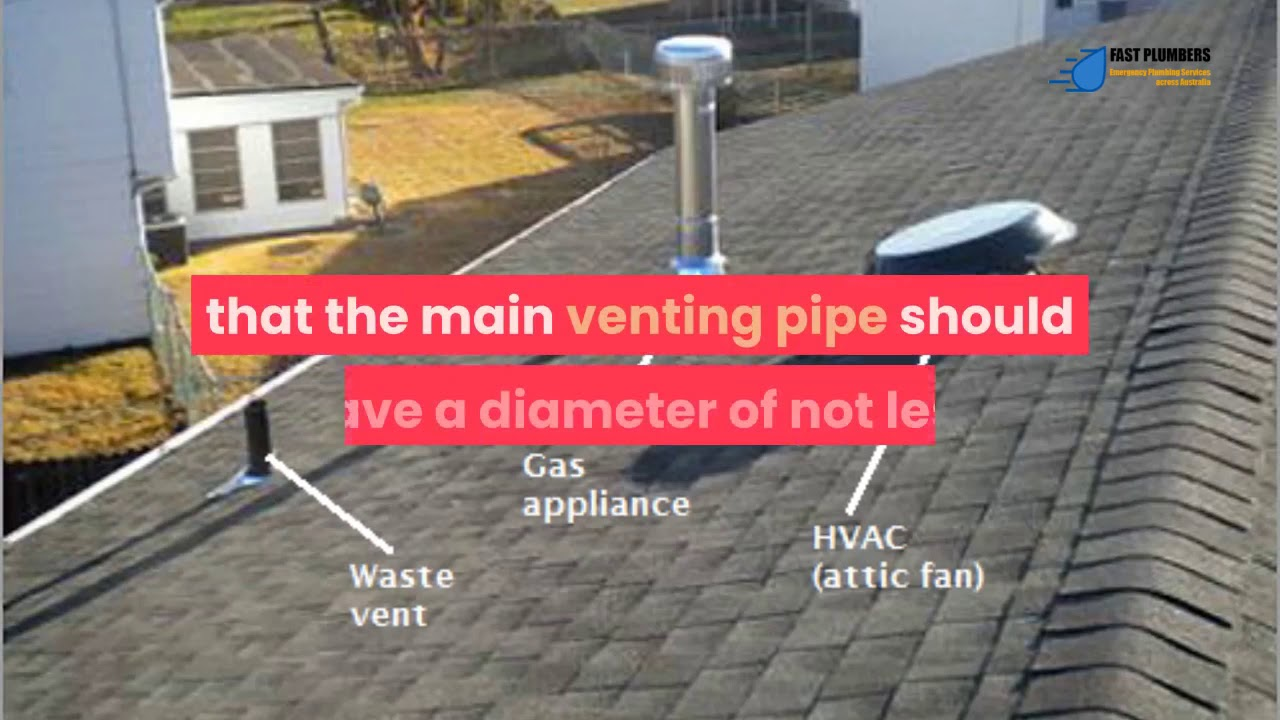 What Are Plumbing Vents & Why Do You Need Them?