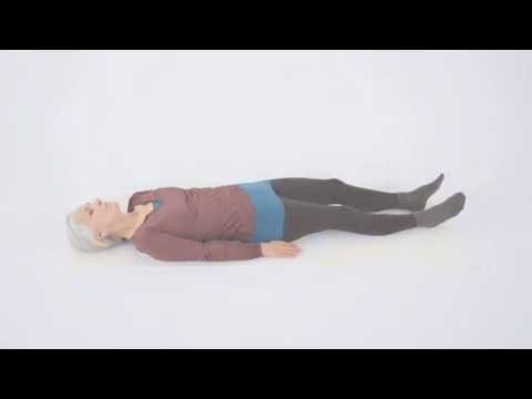 Pioneering Lung Cancer Guide to breathing exercises when in a prone position
